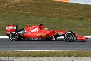 Marlboro prolonge de trois avec Ferrari