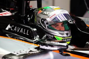 Cavall arrive chez Sahara Force India