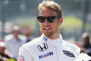 Jenson Button poursuit avec McLaren en 2016