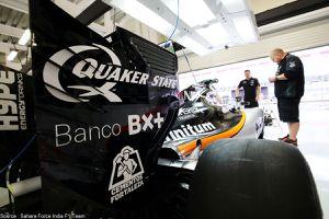 Deux sponsors mexicains pour Sahara Force India au Mexique