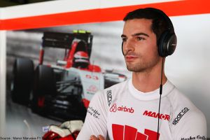 Vice-champion GP2, Alexander Rossi vise Manor pour 2016