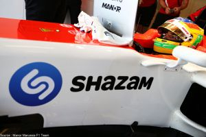 Shazam rejoint Manor