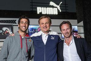Puma est de retour chez Red Bull