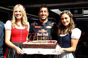 Daniel Ricciardo lié à Red Bull jusqu'en 2018