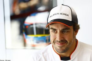Fernando Alonso réaffirme son attachement à McLaren