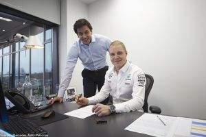 Williams officialise le départ de Valtteri Bottas chez Mercedes et le retour de Felipe Massa