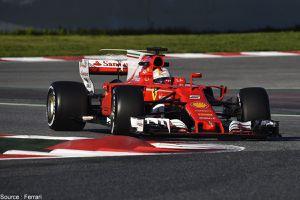 Ferrari a reçu 11,4 millions de dollars de Liberty Media