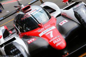 Stéphane Sarrazin de retour dans la Toyota n°7 au Mans