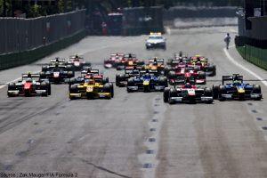 Les essais libres de F2 et GP3 dès le jeudi à Silverstone