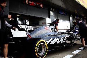 Dave O'Neil quitte Haas et sera remplacé par Geoff Simmonds