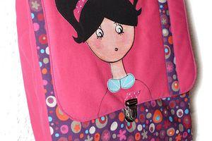 sac à dos pour la maternelle, la crèche ...