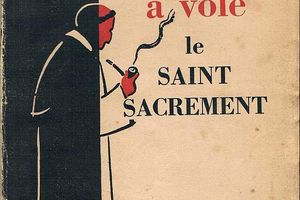 ON A VOLE LE SAINT SACREMENT
