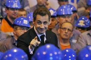 Sarko et la promesse du rebond industriel