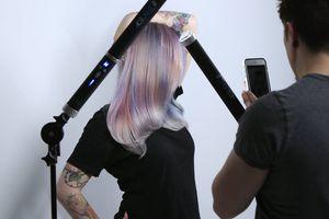 Tendance cheveux pastels !