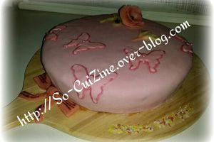 Mon Tout Premier Cake Design