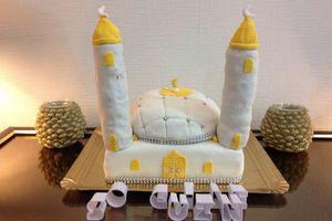 Mosquée 3D / Gagnante du Concours So-CuiZine #1