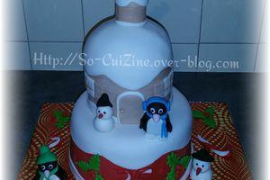 Cake Design Spécial fin d'année