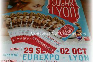 Concours So-CuiZine et Salon Sugar