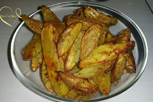 Country Potatoes - Potatoes - Frites Ristiques