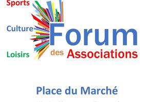 Dimanche 30 Août: Forum des Associations à Montmerle saône