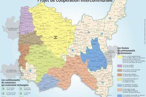 Projet De Coopération Intercommunale ( Sondage en Ligne)