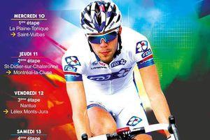 Cyclisme:Tour de L' Ain 2016