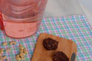 Les avantages de l'eau filtrée BRITA {quid du trempage des fruits secs, légumineuses...}