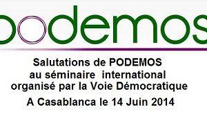 Etat espagnol : « Podemos veut-il être uniquement une force gouvernementale (...) ou aussi un cadre de mobilisation et de lutte ? »