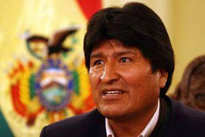 Le Président bolivien donne une conférence sur les mouvements populaires