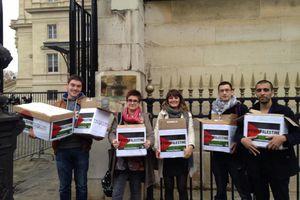 Palestine: Rencontre du MJCF avec le ministère des Affaires étrangères