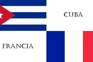Cuba et la France se prononcent pour le renforcement des relations bilatérales
