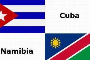 La Namibie remercie Cuba de sa contribution à sa libération et à son indépendance