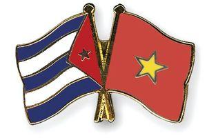 Les dirigeants vietnamiens reçoivent une délégation cubaine