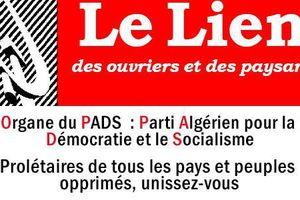 PADS, Communiqué sur les tueries de Ghardaïa