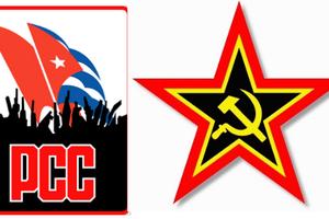 Raúl Castro reçoit le secrétaire général du Parti Communiste de l'Afrique du Sud