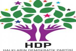 Une délégation du HDP en visite au Parlement européen