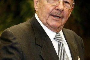 Raul a reçu le Secrétaire général de l'Union des nations sud-américaines