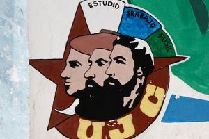 L'UJC confirme la décision des jeunes cubains de ne jamais renoncer au legs de la Révolution