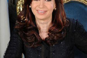 Le peuple argentin soutient l'ex présidente Cristina Fernánadez face à une accusation judiciaire