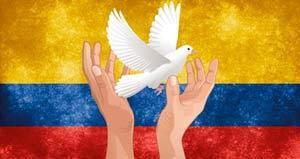 La paix a été signée en Colombie
