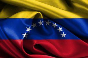 Des Vénézuéliens marchent à Caracas pour appuyer le projet de budget 2017