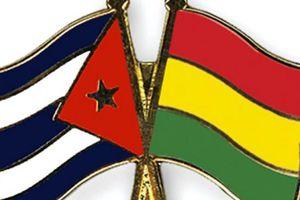 Des députés boliviens exigent des États-Unis la levée du blocus de Cuba