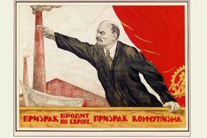 Anniversaire de la Révolution d'Octobre
