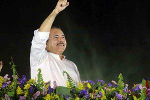 Daniel Ortega est réélu président du Nicaragua