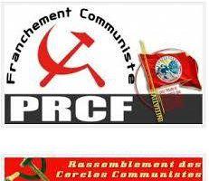 Déclaration de la Coordination Communiste (CC Nord-Pas de Calais) et du Pôle de Renaissance Communiste en France (PRCF):  NI OTAN, NI «DÉFENSE» EUROPÉENNE! ENSEMBLE, DÉFENDONS LA PAIX!