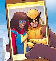 Ms. Marvel et l'Islam dans la pop culture !