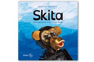 Skita, un livre innovant à découvrir aux Ateliers Art-Terre