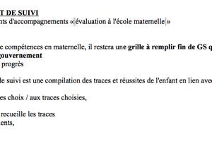 Carnet de suivi et interrogation chez Céline CB