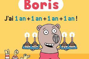 Boris a 1 an + 1 an + 1 an + 1 an semaine 17(2015-2016)