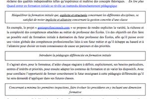 Neuf propositions pour une insertion professionnelle respectueuse chez Gestes professionnels